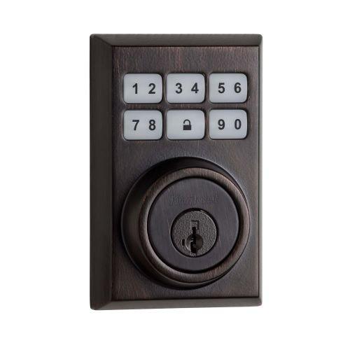 kwikset-909-smartcode-electronic-deadbolt-featuring-smartkey-in-venetian-bronze