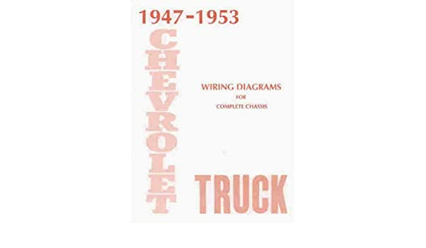 1950 chevy truck wiring diagram 1948 1949 1950 1951 1952 1553 chevrolet truck   pickup complete 10  1948 1949 1950 1951 1952 1553 chevrolet