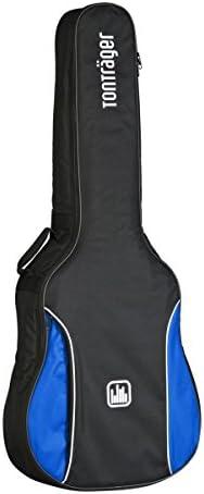 Sonido Tirantes 1/2 bl/BK · Funda guitarra de concierto: Amazon.es ...