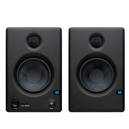 PreSonus Eris E4.5 Monitor Speaker (Pair) w/ MoPads and Cables by PreSonus