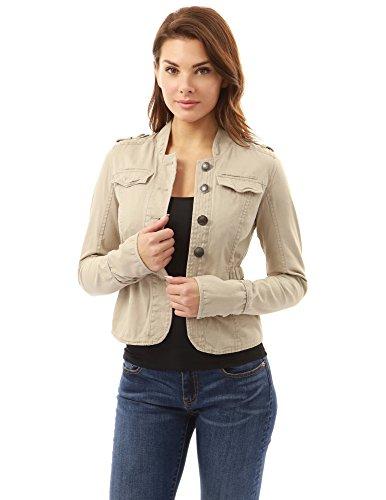 Cotton Blend Jacket - 5
