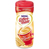 Coffee-mate Original Flavor Powdered Creamer, 11 oz, Case of 2