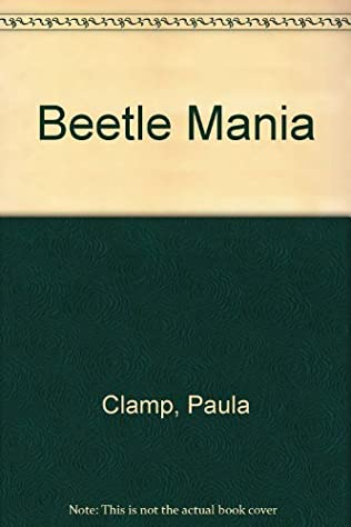 book cover of Beetle Mania