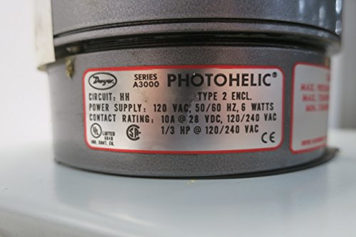 NEW DWYER A3310-WP PHOTOHELIC A3000 PRESSURE SWITCH/GAUGE 5-0-5IN-H2O D585688 by Dwyer (Image #7)