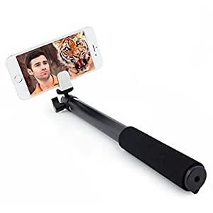 selfix selfie stick deluxe the best smartphone gopro selfie stick with remote. Black Bedroom Furniture Sets. Home Design Ideas