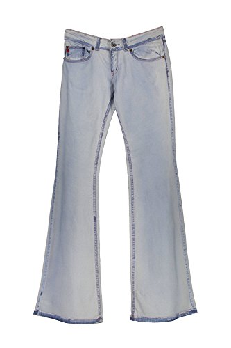 Scooby Phard Azul Denim Jeans P1700162311388 Mujer 1750 CUU8BTxq