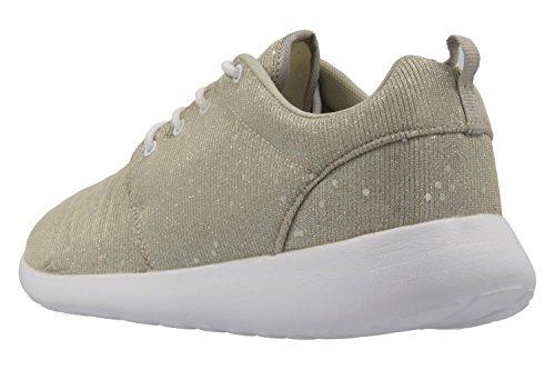 FITTERS FOOTWEAR - Holly - Damen Sneaker - Gold Schuhe in Übergrößen