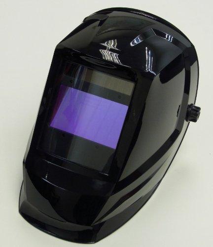 Weldcote Metals DIGITAL Auto-Darkening Welding Helmet - Sh 9