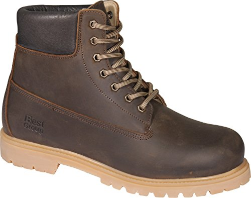 Best Gruppe Gust Walking Stiefel Braun