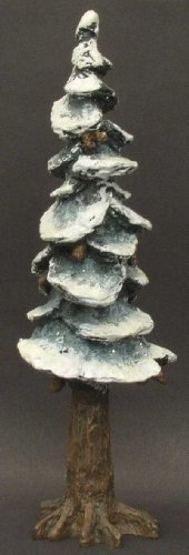 Heritage Pine Collection (DEPARTMENT 56/HERITAGE VILLAGE COLLECTION/NORTH POLE SERIES/POLE PINE TREE LARGE 10.5