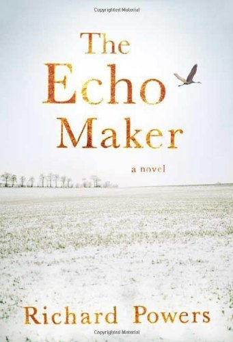 The Echo Maker: A Novel 1st (first) Edition by Powers, Richard published by Farrar, Straus and Giroux (2006) Hardcover