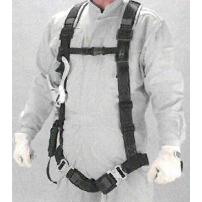 TOYO Y字ハーネス型安全帯 巻取り式 NO.FGH-12Y [落下防止 電気工事 高所での安全作業] B01I8UI622