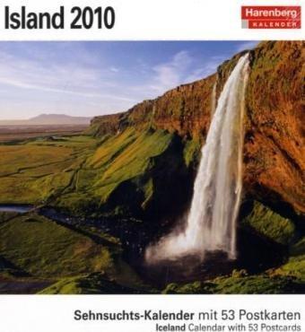 Harenberg Sehnsuchts-Kalender Island 2010