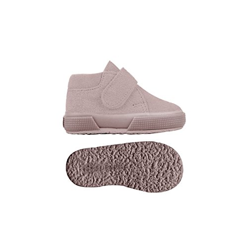 Superga S001NW0 - Zapatos de cordones para niños Full Ancient Rose