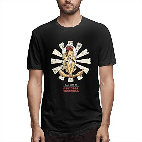 Princess Mononoke Retro Japanese Studio Ghibli Men/'s T-Shirt