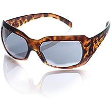 [Patrocinado] Dig It Seguridad anteojos De Sol Con Marco Protección, talla única , Tortoise
