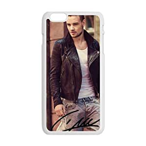 Happy Fashion handsome man Cell Phone Case for Iphone 6 Plus