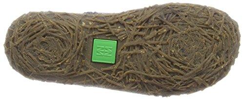 El Naturalista N796 Soft Grain-Pleasant Nido, Stivaletti Donna, Nero (Black), 39 EU