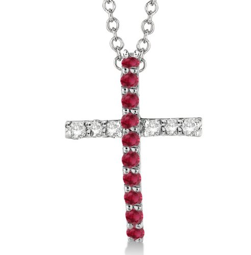 0.25 Ct Ruby Pendant - 5
