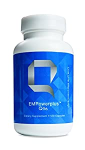 EMPowerplus Q96 - Improve Brain Function And Boost Mood, Mood Enhancement Supplement Stabilizer With Micronutrients, Multivitamins for Improved Mental Clarity, Focus, and Brain Health, 120 Capsules