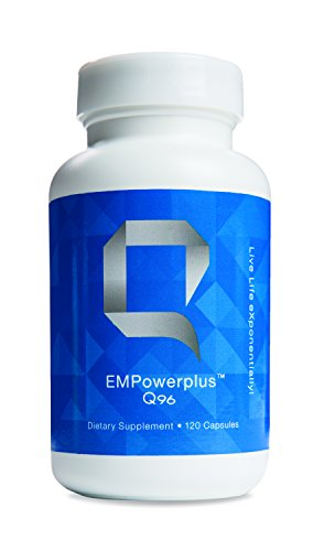 Empowerplus Q96   Improve Brain Function And Boost Mood  Mood Enhancement Supplement Stabilizer With Micronutrients  Multivitamins For Improved Mental Clarity  Focus  And Brain Health  120 Capsules