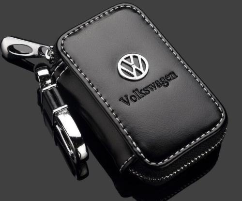 Volkswagen Premium Leather Holder Madeforcar