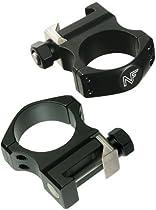 NightForce ULTRALITE 30mm Titanium / Alloy Ring Set, Medium