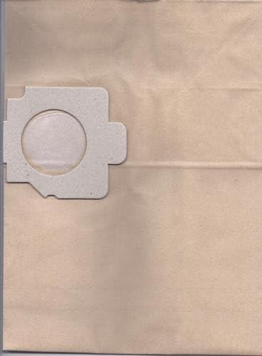 Classic - Bolsa para aspirador Moulinex Krups B42 a B45, Clean 1100E, 1150SL y 1200 y Classic 65, 66, 67 y 818: Amazon.es: Hogar