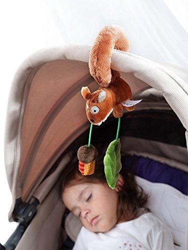 Sigikid Squirrel Clip Para Silla De Coche