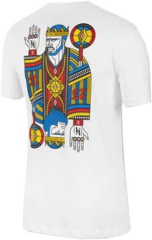 LEBRON/レブロン AS LBJ M NK DRY TEE LOGO Tシャツ (ホワイト) - L