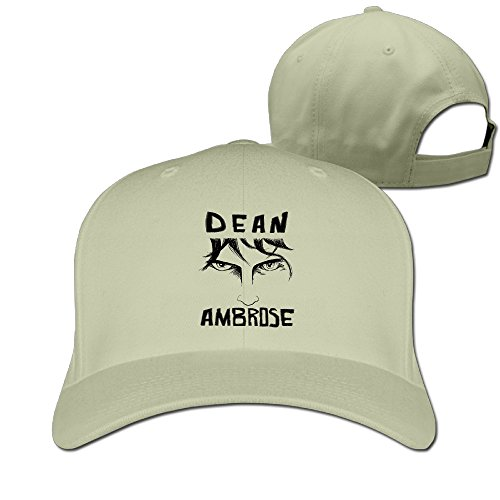 Peak Cap Male Hats Men's With WWE Diva Dean Ambrose (Wwe Diva Outfits)