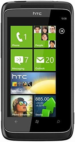 HTC 7 Trophy - Teléfono Móvil Libre - Negro: Amazon.es: Electrónica
