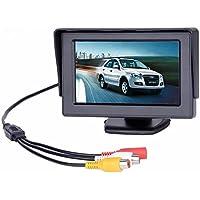 Babytree - Monitor digital TFT-LCD de coche