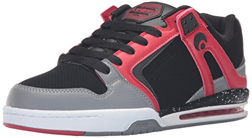 Osiris Shoes Pixel red/grey EU 47