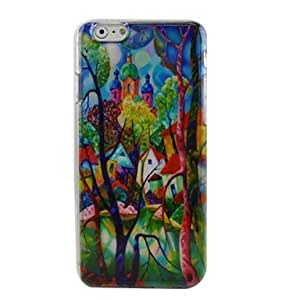 ZL Beautiful Room Plastic Hard Back Cover for iPhone 6 Plus