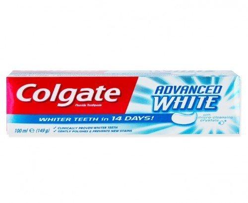 Vario White (COLGATE ADVANCED WHITE 100ML by VARIOS)