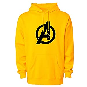 More & More Men's & Women's Cotton Hooded Hoodie