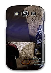 Slim Fit Tpu Protector Shock Absorbent Bumper Mass Effect 2 Wrex Case For Galaxy S3