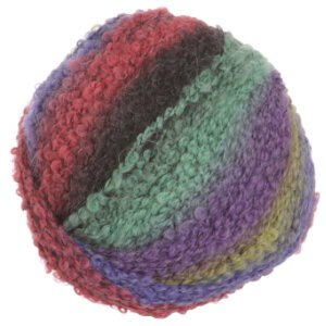 Crystal Palace Inca Clouds Self Striping Yarn - 401 Fiesta (Alpaca Inca Yarn)