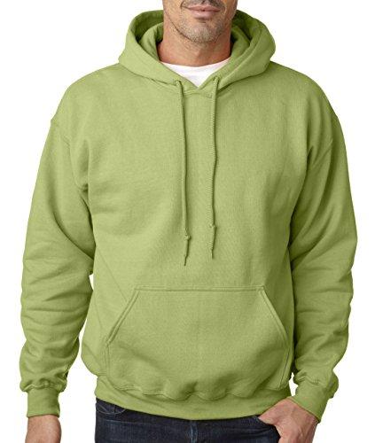 Gildan Adult Heavy Blend� Hooded Sweatshirt (Kiwi) (Medium)