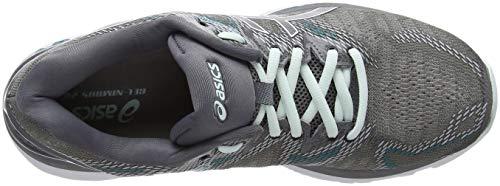 carbon Running Gris Femme Gel Chaussures 020 carbon De Asics nimbus 20 SzwRZ