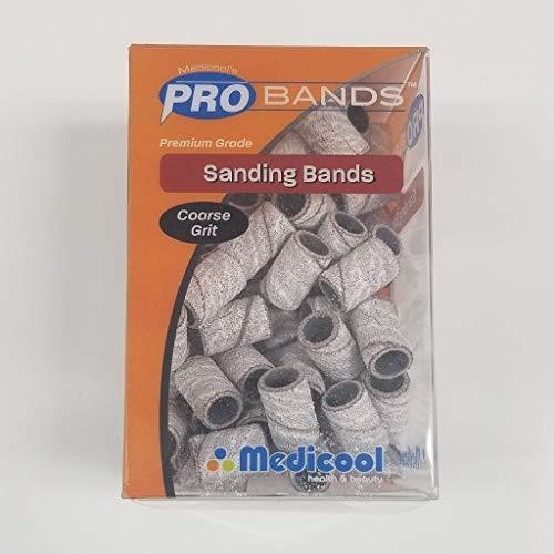 (Medicool Zebra White Sanding Bands)