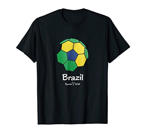 Brazil Soccer Jersey Russia 2018 Football Team Fan Shirt