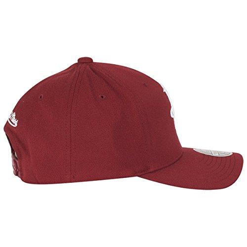 Rojo Hombre Mitchell Rojo para béisbol Gorra única Ness amp; de Talla xO8wYqF18a