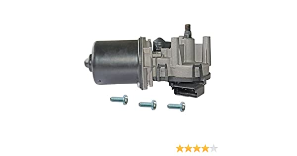 Hlyjoon 28800-JD000 Wiper Motor 12V Right Hand Drive Car Vehicle Front Windscreen Wiper Motor for Nissan Qashqai J10 2007 2008 2009 2010 2011 2012 2013