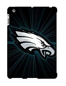 Hard Plastic Ipad 2/3/4 Case Back Cover, Hot Philadelphia Eagles Case For Christmas's Perfect Gift