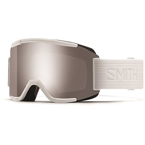 Smith Squad 2018 Goggles Whiteout ChromaPop Sun Platinum - Buy Lenses Replacement Oakley