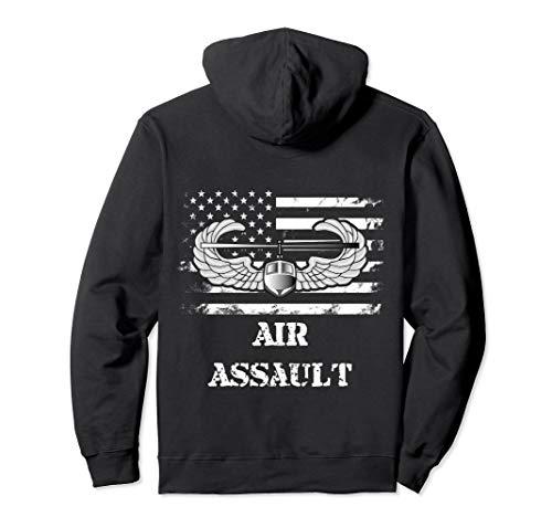 US Army Air Assault Badge Hoodie ()