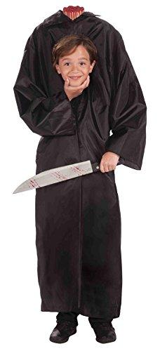 Forum Novelties Boy's Headless Horron Theme Party Fancy Dress Child Halloween Costume, Child (Up to 14) Black -
