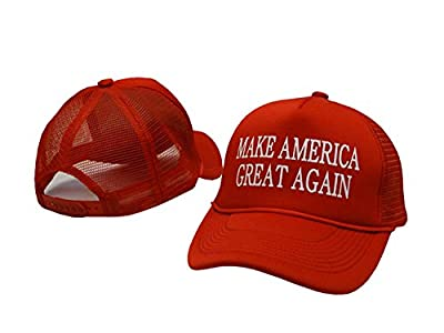 Cap - Atelic Trump Cap Hat 2016 Printed Make America Great Again Adjustable Cap Unisex Baseball Hat